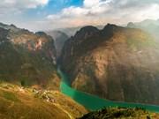 Mã Pì Lèng——美丽壮观的一幅山水画(组图)