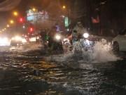 第九号台风:越南多个省市继续出现强降雨并没有停歇的迹象