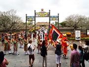 2019年新春假期越南各旅游景点吸引大量游客前来参观旅游(组图)
