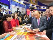 2019年越南全国报刊展正式开展(组图)