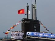 越南海军189潜艇旅——捍卫祖国海洋岛屿主权的核心力量(组图)