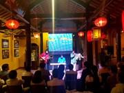 越日文化空间成为会安古街特色旅游景点