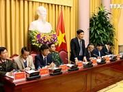 越南国家主席关于颁布九部法律的主席令正式公布