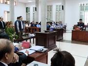 检察院建议审判委员会判处潘文英武有期徒刑14年至15年