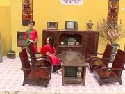 """""""昔日河内""""活动唤起人们对传统春节的记忆"""