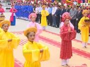 2019年妪姬国母庙会 :上万民众逛庙会迎新春