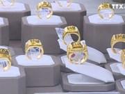 """正月初十""""财神日""""越南人民蜂拥而至买黄金"""