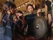 嘉莱省努力保护 与弘扬锣钲文化价值