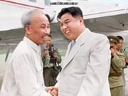 盘点朝鲜第一代最高领导人金日成访越之旅