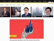 越南五位富豪跻身福布斯2019全球亿万富豪榜