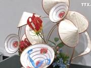 越南艺人首次参加日本关西地区花道展览会