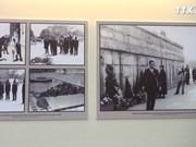 越南国会代表团1946年首次访问法国图片展开展