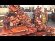 顺化传统手工艺节  恢复手工艺文化