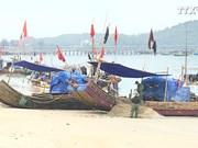 姑苏岛县致力于清洁海滩   保护海洋环境