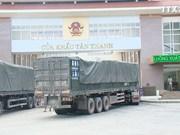 为销往中国市场的越南农产品排解困难