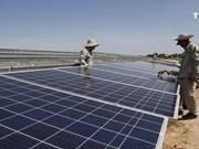 宁顺省注重人力资源培训   为可再生能源发电项目提供服务