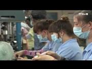 越南各工业区园区企业入住率达近74%
