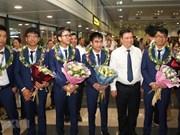越南学生在2019年国际数学奥林匹克竞赛取得亮眼成绩
