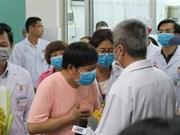 组图:胡志明市第二名中国籍新冠肺炎患者获准出院