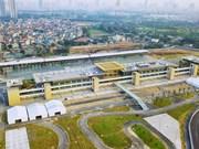 组图:F1越南大奖赛河内赛道保质保量尽早完工