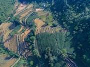 组图:去老街省北河县领略雄伟壮阔美景  感受少数民族风情