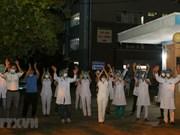 组图:岘港骨科康复医院解除封锁