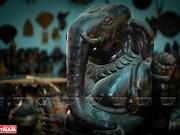 组图:宝竹村——东南亚最古老的陶村之一