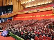 组图:越共第十三次全国代表大会隆重开幕
