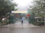 组图:新冠肺炎疫情快速蔓延  宁平省各旅游景点暂停开门迎客