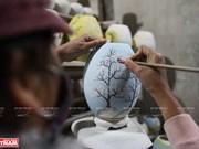 组图:陶瓷透光灯——钵场陶瓷村的特殊产品