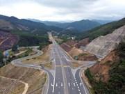 组图:承天顺化—岘港高速公路正式竣工  通车指日可待