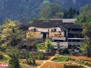 组图:河江省何枪村独特的古老房屋
