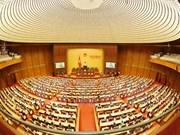 越南国会活动中的革新、团结和创新精神