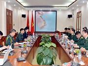 越韩加强防务领域合作