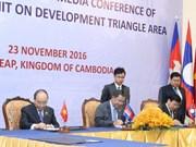 柬寮越发展三角区第9届峰会发表联合声明