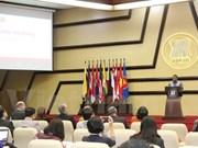 东盟促进企业履行社会责任