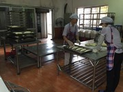 广宁省矿工的面包