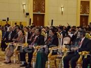 越南国会副主席丛氏放出席亚洲议会大会第九届年会