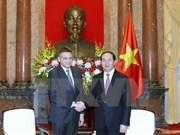 陈大光主席会见保加利亚情报局局长季米特洛夫