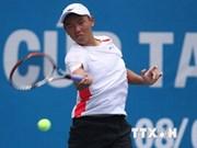 ATP男单最新排名:越南网球名将李黄南下降3位