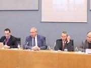 比利时瓦隆大区议会讨论越南与欧盟自由贸易协定