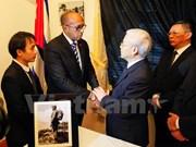古巴革命领袖菲德尔·卡斯特罗永远活在越南人民心中
