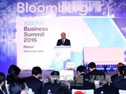 越南政府总理阮春福:企业界是东盟经济联系的动力