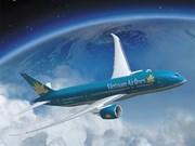 越南航空迎来第2000万名乘客