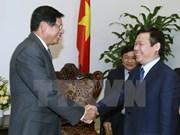 政府副总理王廷惠:越南支持与老挝促进研究经济政策的合作
