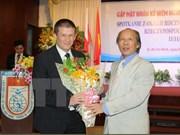 波兰独立日98周年纪念典礼在胡志明市举行