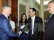 胡志明市与俄罗斯库尔斯克州加强合作