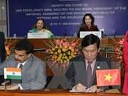 越捷航空公司与印度航空公司签署合作协议
