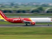 越捷航空公司开通胡志明市至香港直飞航线