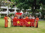 第13届国际青少年科学奥赛 越南六名选手均获奖